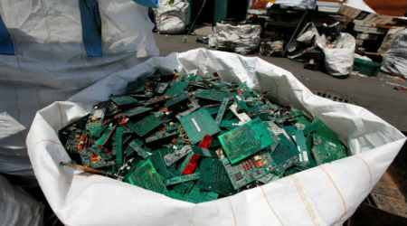 E-waste at new high; low recycling squanders gold, precious metals: Study