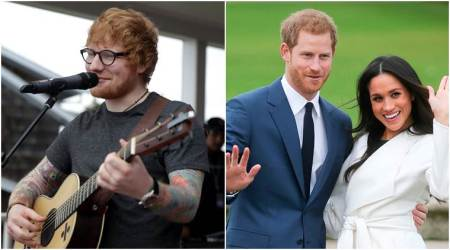Ed Sheeran wishes to perform at Prince Harry, Meghan Markle's wedding