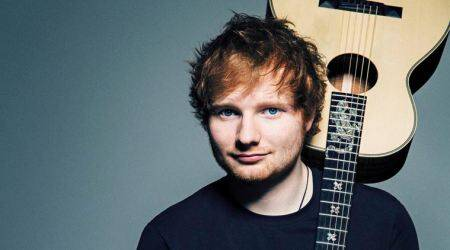 Ed Sheeran not disappointed with Grammy snub