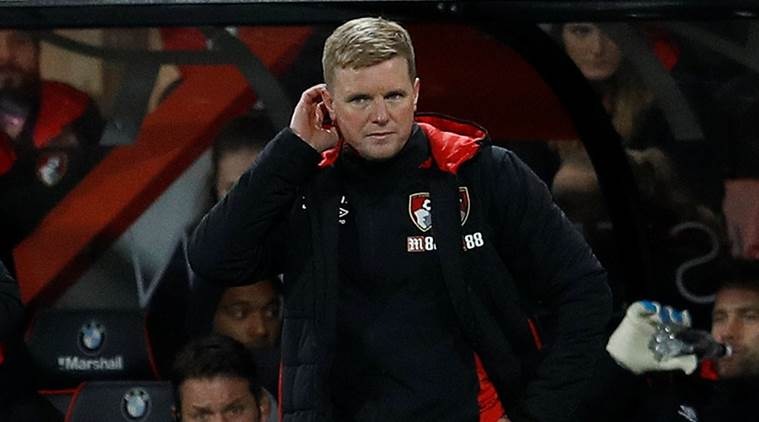 Bournemouth face a busy and potentially difficult run of fixtures in December with matches against Manchester United, Liverpool and Manchester City lined up before Christmas.