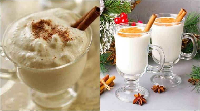 christmas, christmas recipes, christmas eggnog recipes, indian express, indian express news