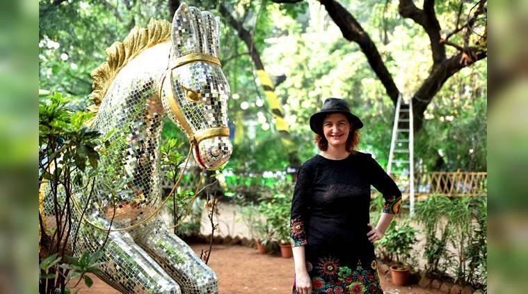 Emma Donoghue, Emma Donoghue books, Emma Donoghue room, Emma Donoghue children book, Emma Donoghue children novel, The Lotterys Plus One, books , indian express, sunday eye, eye 2017