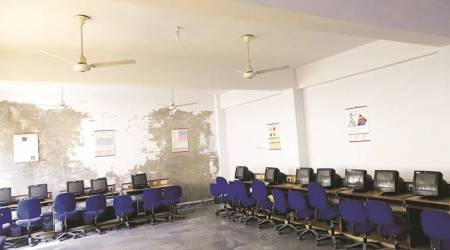 Devalued Degree: 7 of 10 seats empty, in engineering graveyard, few lessons come to life