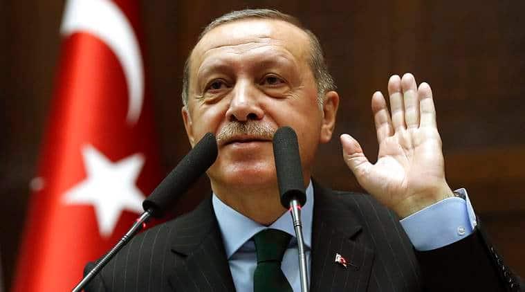 turkey workers sacked, recep tayyip erdogan, indian express