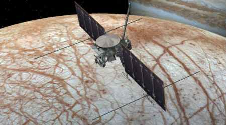Jupiter's moon Europa may have Earth-like tectonic plates: Study