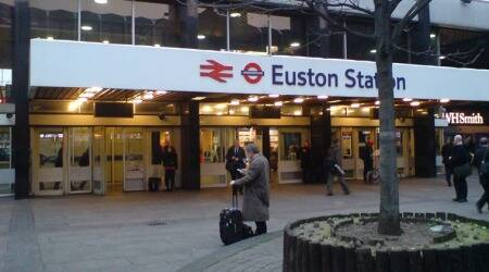 On Christmas, London Euston station will offer food and stay to 200 homeless people