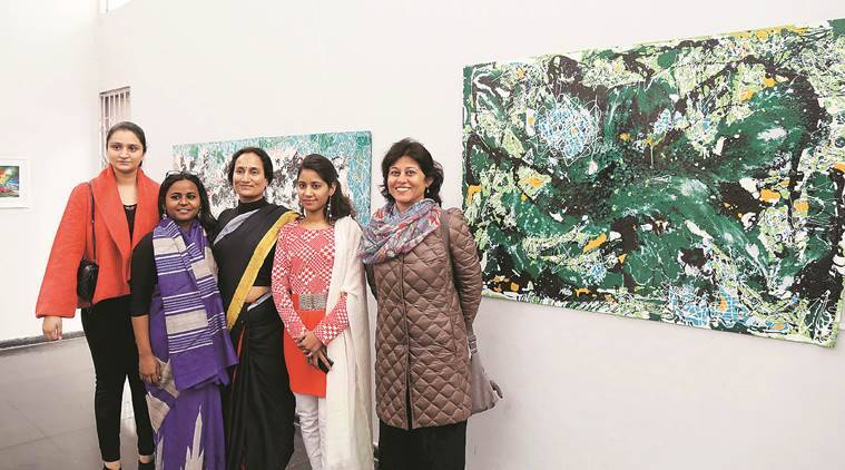 Exhibition: 12 artists capture life in various shades