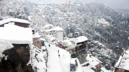 Himachal Pradesh: After snow, challenge to keep roads open, electricity supply on