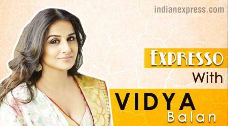 Expresso, Episode 5: I don't have to be the whole and sole of a film, says VidyaBalan