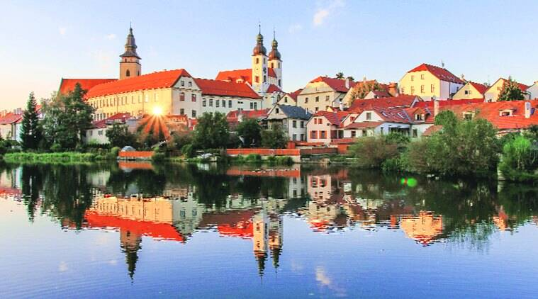 Life in a Fairytale: Telc, a small town in Czech Republic will make you go weak in yourknees