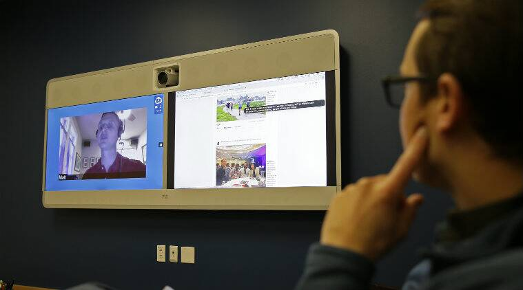 A New Kind Of Secure! Facebook Unveils Facial Recognition