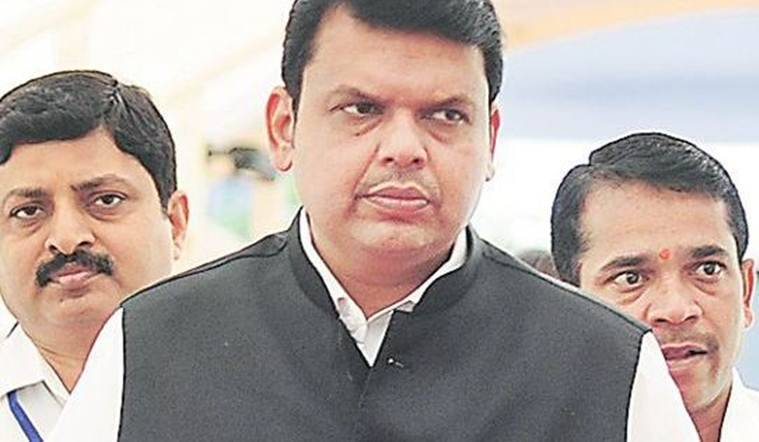 Maharashtra CM Devendra Fadnavis, Devendra Fadnavis, Nitin Gadkari, National Dairy Development Board, NDDB, Maharashtra irrigation works, Maharashtra milk production, india news, indian express, indian express news