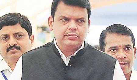CM Fadnavis cancels temple visit amid Maratha protests