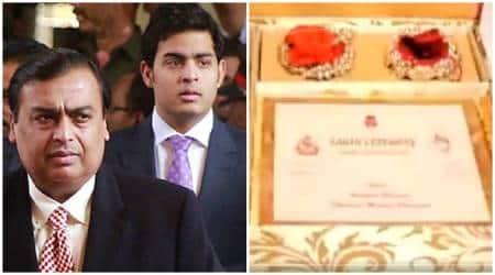 VIDEO: Akash Ambani's VIRAL 'wedding card worth Rs 1.5 lakh made of gold' is FAKE!