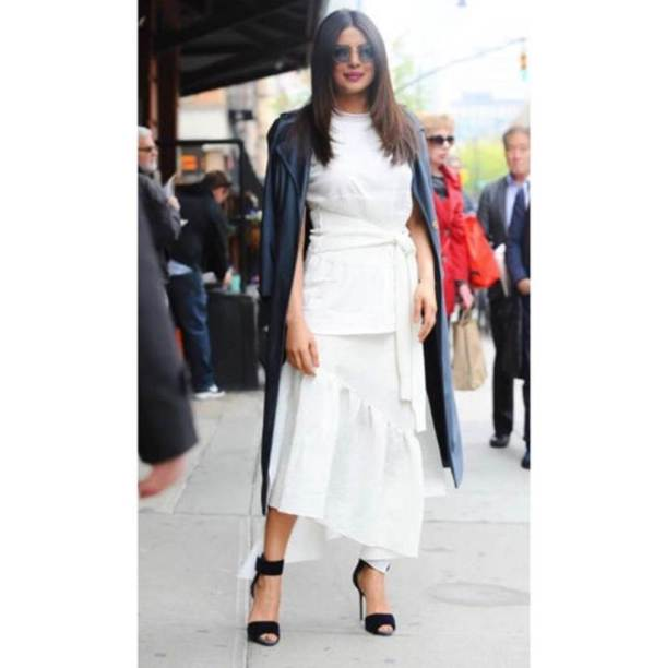 Priyanka Chopra, Christmas dressing, party dressing