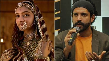Farhan Akhtar on Padmavati controversy: I don't feel bans serve any purpose