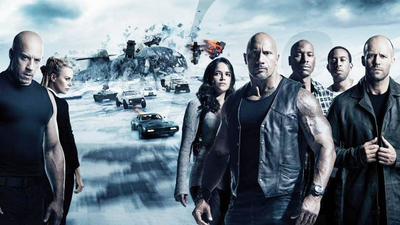 fast and furious 8 google most searched films