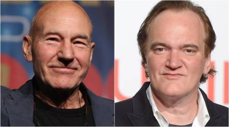 Patrick Stewart open to returning as Picard in Quentin Tarantino's Star Trekmovie