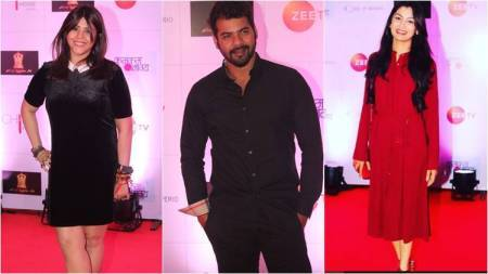 Kumkum Bhagya completes 1000 episodes: Ekta Kapoor throws a star-studded bash, see inside photos