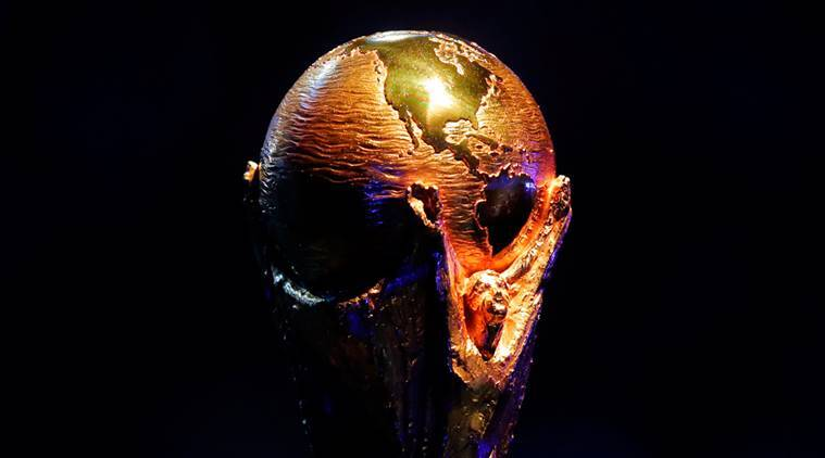 the fifa word cup will be held in 2018 in russia