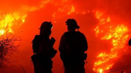 California wildfire, wildfires, california fire death toll, forest fires, california news, world news, indian express, indian express news