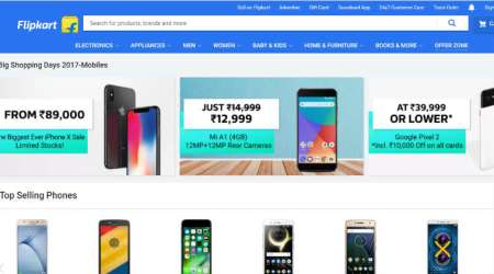 Flipkart sale mobiles offer: Top deals on Apple iPhone X, Google Pixel 2, Xiaomi Mi A1