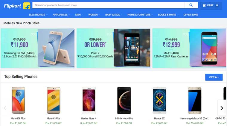 Flipkart is giving Rs 8000 discount on this 'world's most searched smartphone'