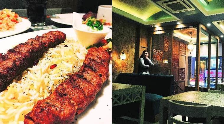 Chopaan Kebab, Lajpat Nagar New Restaurant, New Restaurant Lajpat Nagar, Koobideh, Food Review, Talk News, Indian Express, Indian Express News