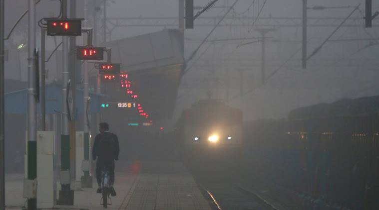 Fog reduces visibility at many places in Haryana, Punjab