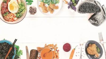 food trends 2017, 2017 year in food, goth food, baba ramdev khichdi, indian cuisine, ritu dalmia, celebrity indian chefs, best foods of 2017, indian express
