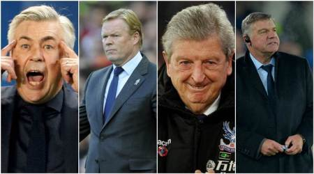 Football managers in European football in 2017: A year of sacking andreturns