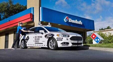 Ford to test new self-driving vehicle technology in 2018