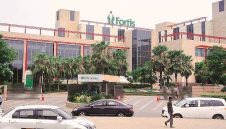 FIR against Fortis doctor over death of 7-year-old; why no case against hospital, asks father