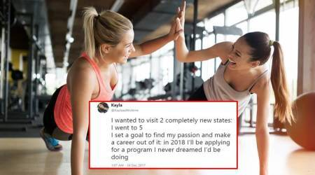 After memes of failed goals, Twitterati post their success stories of resolutions in2017