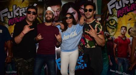 Fukrey Returns box office collection day 1: With an opening of Rs 8.10 crore, this film's future looks bright