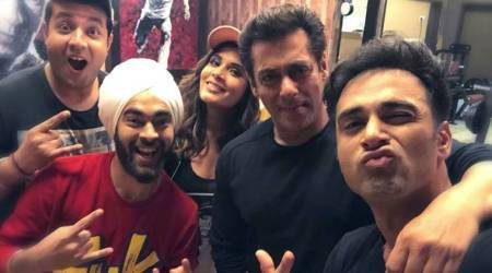 bigg boss 11 fukrey returns team
