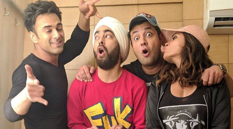 fukrey returns box office collection worldwide