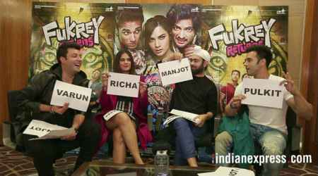 Fukrey Returns actors think Richa Chadha will make a good politician, watch video