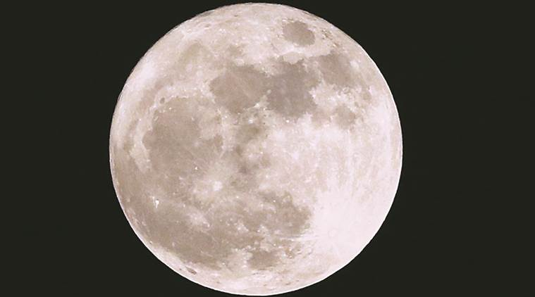 2018 S First Full Moon Will Be A Supermoon The Indian