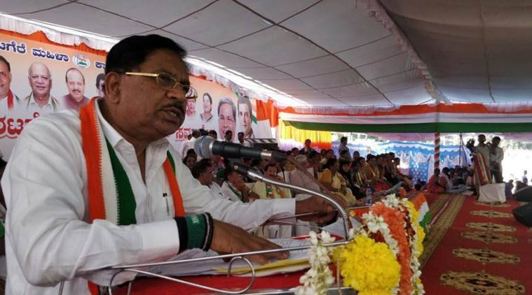 Congress divisive politics, Congress politics, KPCC chief, G Parameshwara, Gujarat assembly elections 2017, Gujarat election, India news, Indian Express news