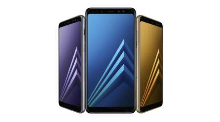 Samsung Galaxy A8+ (2018) vs OnePlus 5T vs Mi Mix 2 price, specification and features