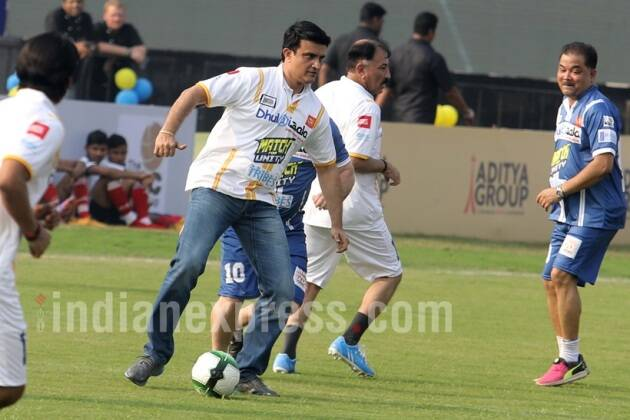 Diego Maradona Kolkata visit pictures