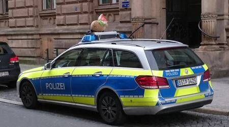German police defuses explosive device found near Christmas market