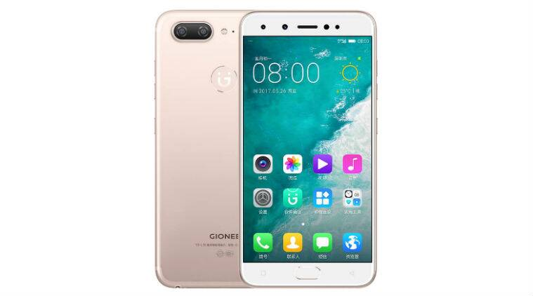 Gionee 'S10 Lite' in India for Rs 15999