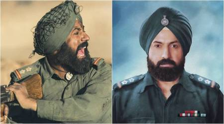 First look: Gippy Grewal as Param Vir Chakra awardee Subedar Joginder Singh