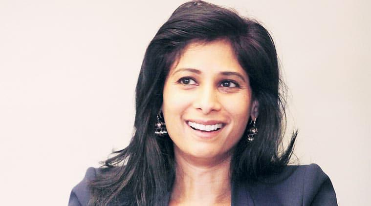 Gita Gopinath. (File)