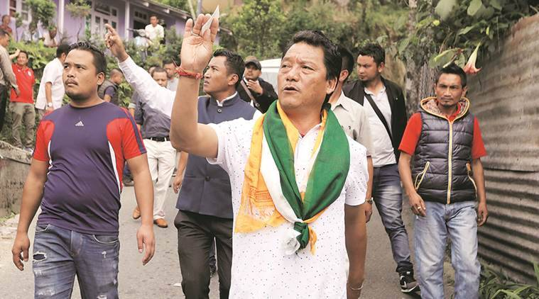 Ready for dialogue with Mamata Banerjee: Bimal Gurung
