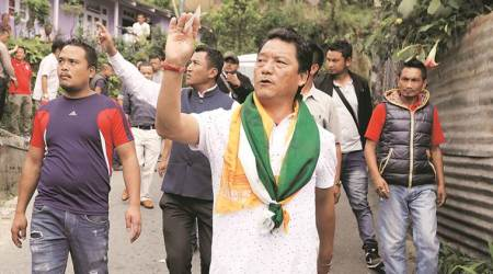 Darjeeling crisis: Ready for dialogue with Mamata Banerjee, says Bimal Gurung