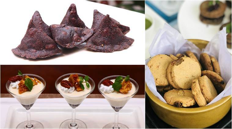 healthy food, gluten free food, samosas