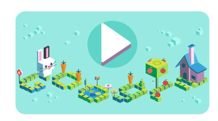 Google celebrates 50 years of kids coding languages with interactive doodle